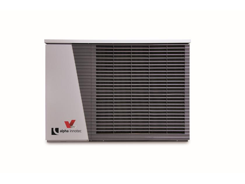 Lucht-water warmtepomp 840-630