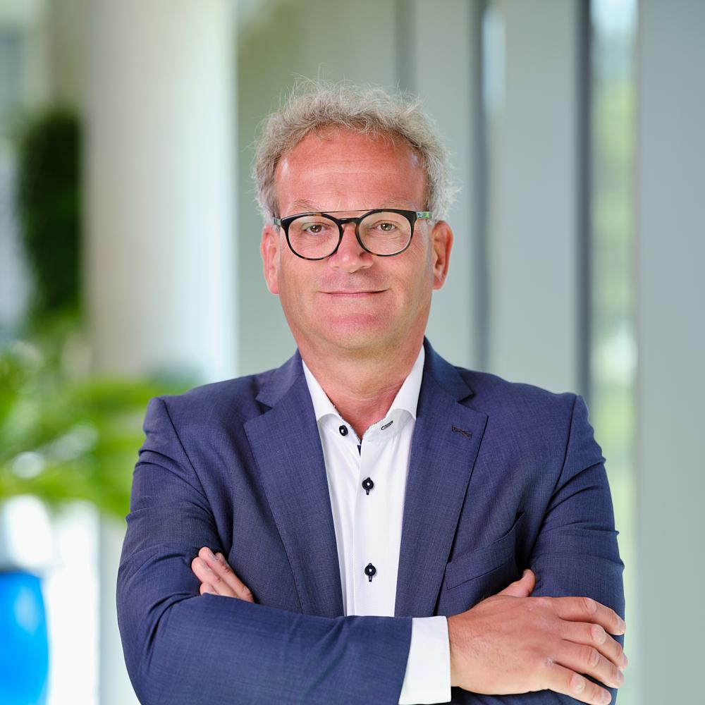 Sales Advisor Edwin de Haan