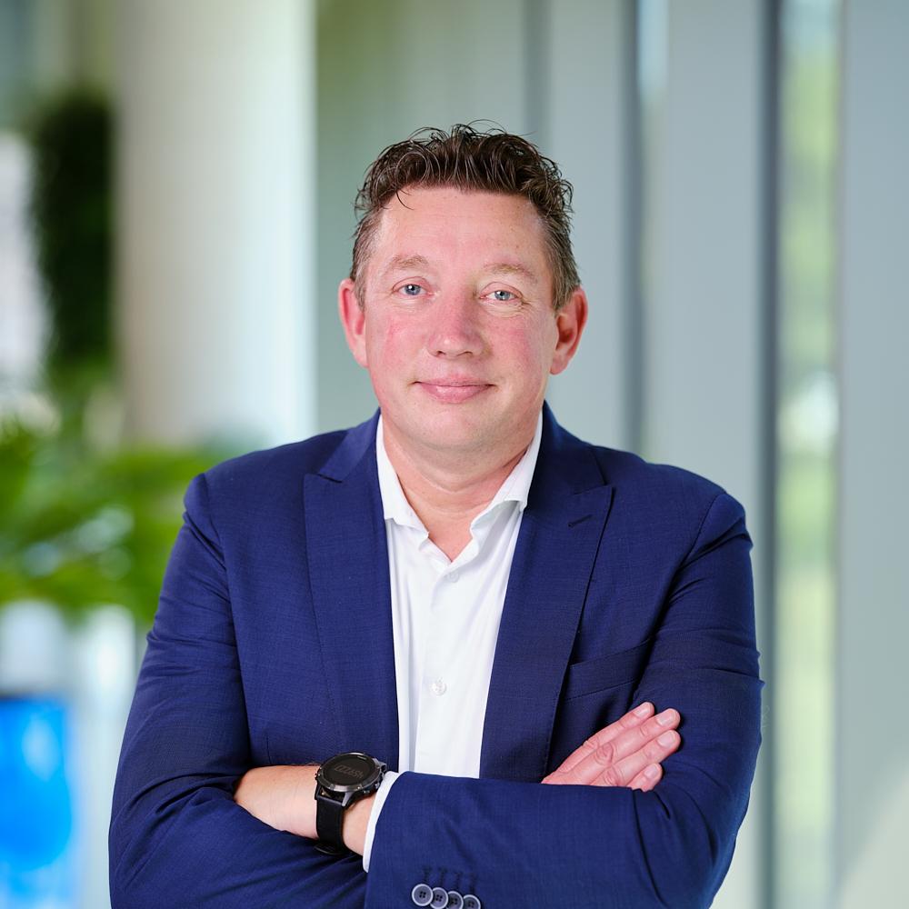 Sales Advisor Igmar Evers