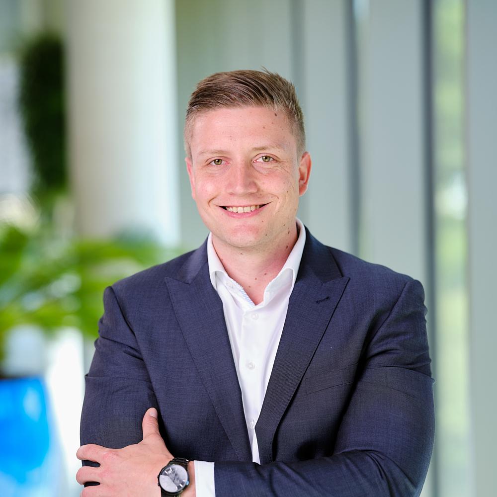 Sales Advisor Kevin van der Aa