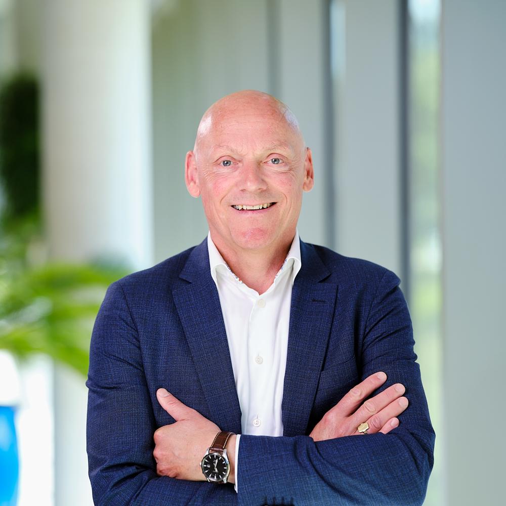 Senior Sales Advisor Roelof Vallinga