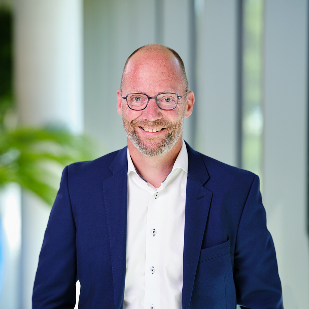 Manager Sales Projects Theo Bauerhuit