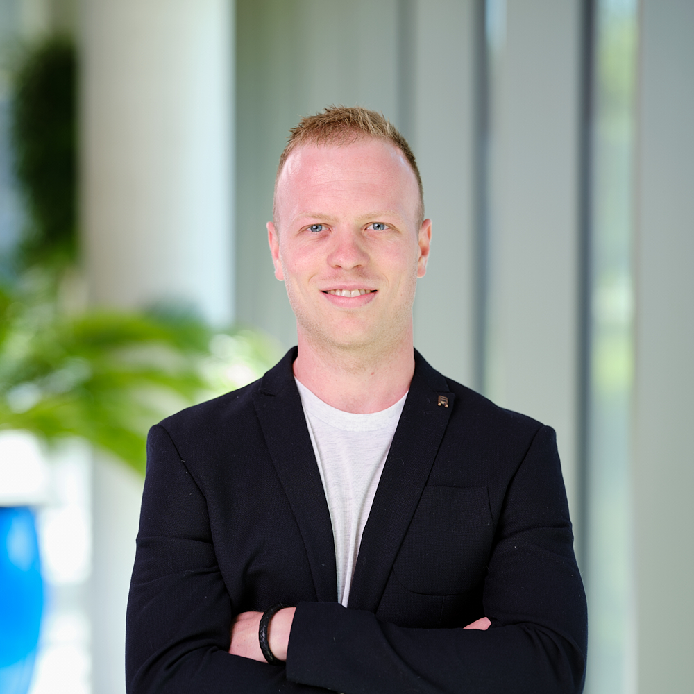 Product Manager Wout Aleven